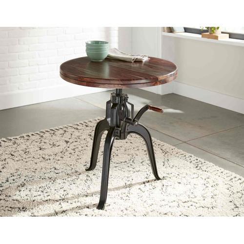 Sparrow 3 Piece Dining(Adjustable Height Table & 2 Adjustable Height Stools)