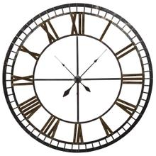 BIG BEN CLOCK  Distressed Finish on Metal Wall Art