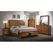See Details - Brandy Light Storage Bedroom
