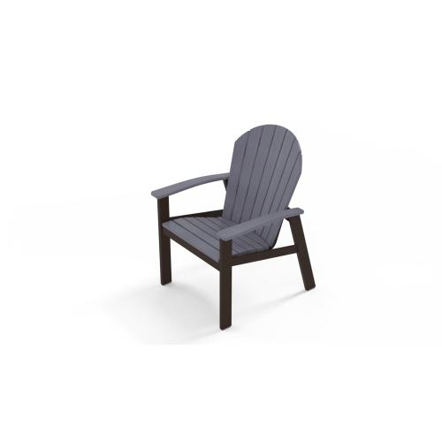 Newport Dining Height Arm Chair