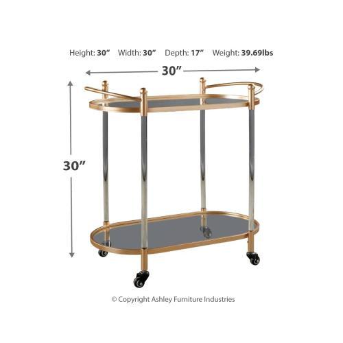 Cordland Bar Cart