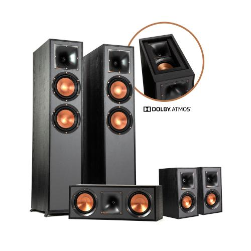 Klipsch - Reference Dolby Atmos® 5.0.2 Home Theater System