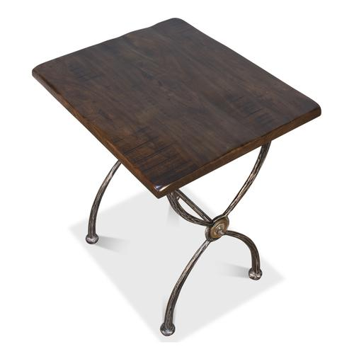 Ranch Lamp Table