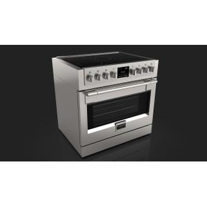 "Fulgor Milano36"" Induction Pro Range - Stainless Steel"