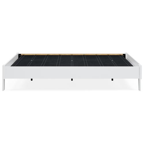 Signature Design By Ashley - Finch Queen Platform Bed