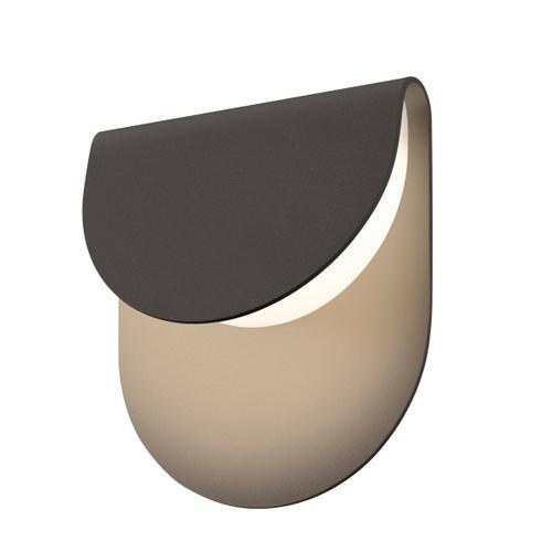 Sonneman - A Way of Light - Cape LED Sconce [Color/Finish=Textured Bronze]