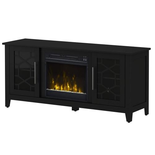 Classic Flame - Clarion TV Stand with Electric Fireplace