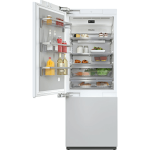 KF 2812 Vi - MasterCool™ fridge-freezer with high-quality features and maximum storage space for exacting demands. Product Image