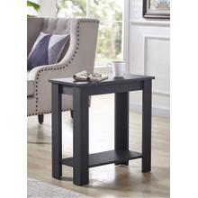 7093 BLACK Side Table