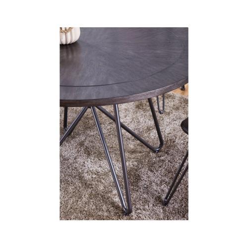 Derek 45 inch Round Dining Table