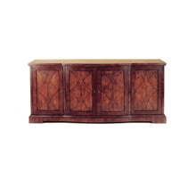See Details - Bow-Front Buffet