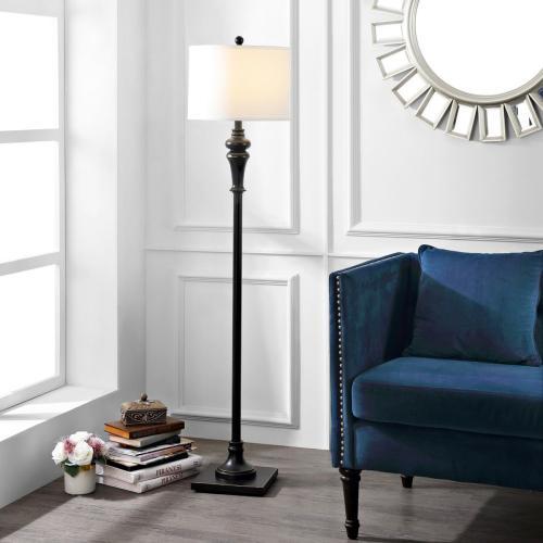 Product Image - Norla Floor Lamp - Antique Black