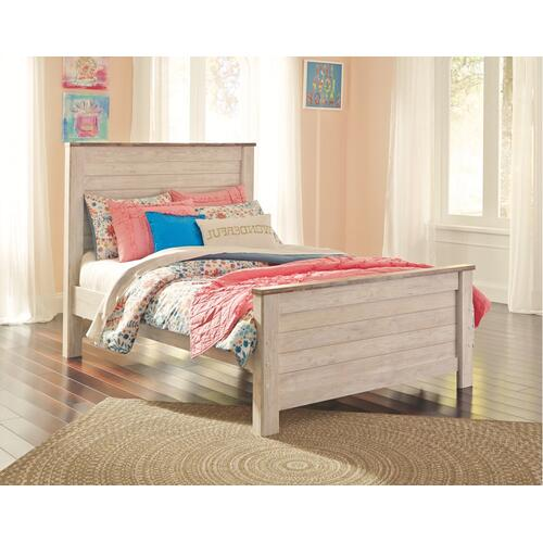 Willowton Full Panel Headboard