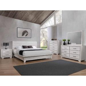 White Sands King Headboard