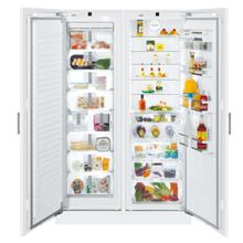 See Details - Freezer for integrated use with NoFrost Refrigerator with BioFresh for integrated use