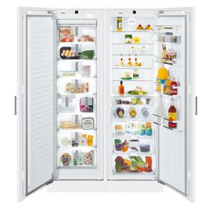 LiebherrFreezer for integrated use with NoFrost Refrigerator with BioFresh for integrated use