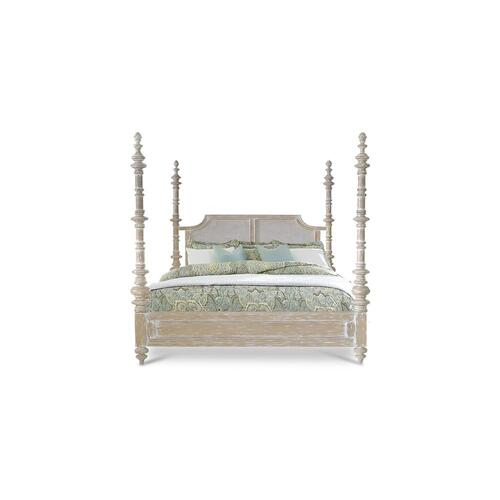 Savannah Rattan Bed King