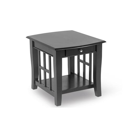 Gallery - Cassidy 3-Piece Set(Cocktail & 2 End Tables)