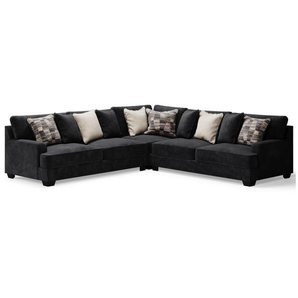 See Details - Lavernett 3-piece Sectional