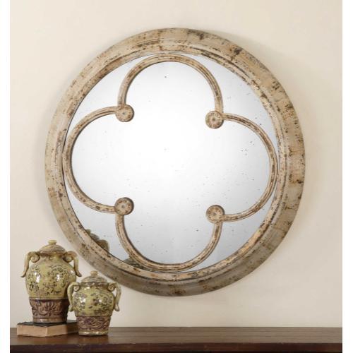 Livianus Round Mirror