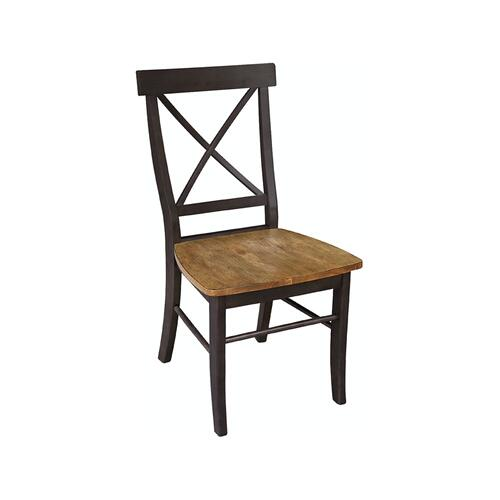X-Back Chair in Hickory Coal