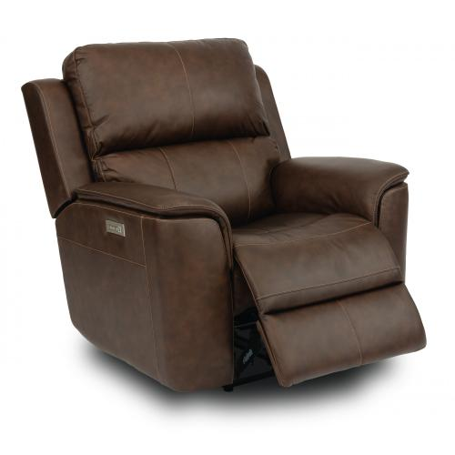 Product Image - Henry Power Recliner with Power Headrest & Lumbar