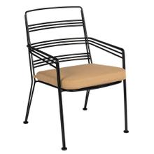 Madison Dining Armchair with Optional seat cushion