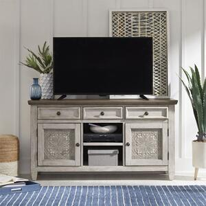 Liberty Furniture Industries 56 Inch Tile Tv Console