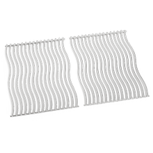 Two Stainless Steel Cooking Grids for LEX 485