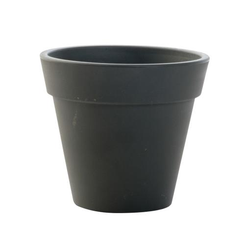 "PolI Round Planter- 17.75"" W (min.4pcs)"