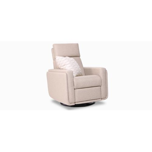 Amsterdam Swivel and rocking motion chair (043)