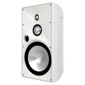 OE8 Three White, Indoor/Outdoor Speaker