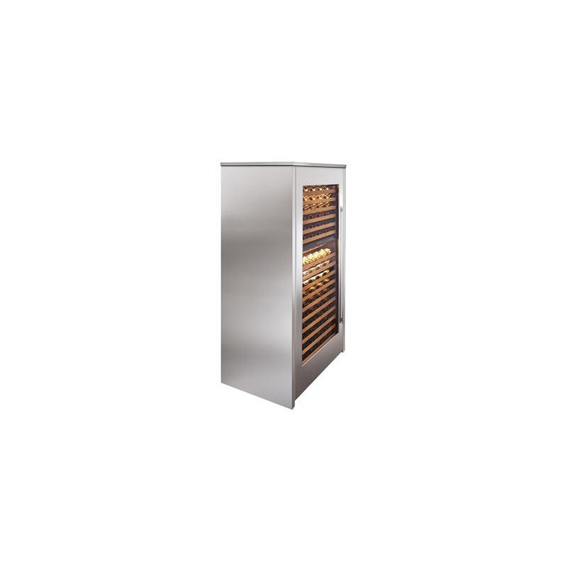 Designer Stainless Steel Side Panel