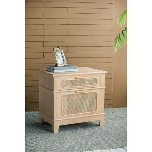 A & B Home - Bedside Table