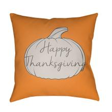 "Happy Thanksgiving HPY-002 20""H x 20""W"