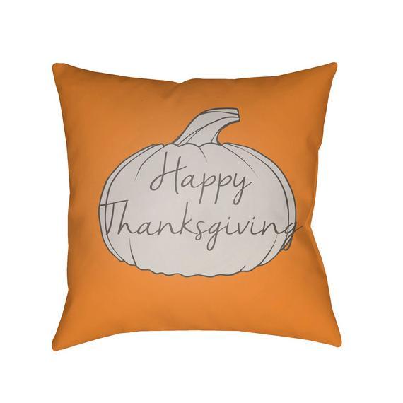 "Happy Thanksgiving HPY-002 20""H x 20""W"