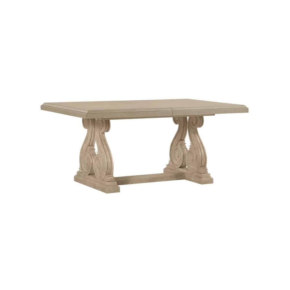 See Details - Arch Salvage Rectangular Dining Table