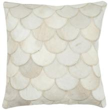 Elita Pillow - Multi / Cream