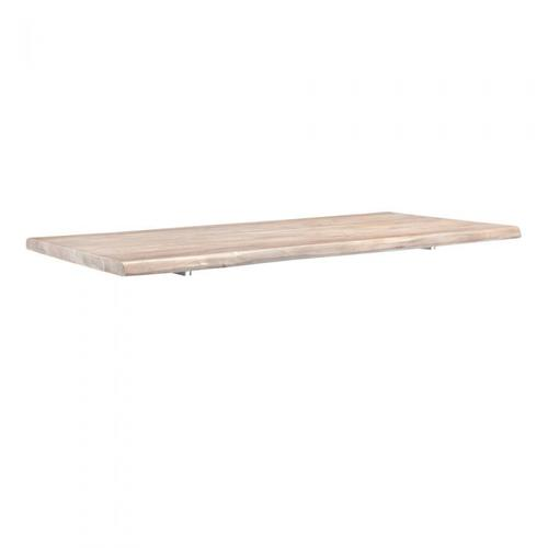 Aspen Table Top - Whitewash