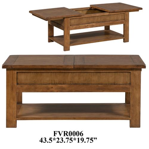 Product Image - 23.6X43,3/63X19.7 'Extending Coffee Table 1 pk, 15.54'
