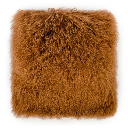 Tov Furniture - Tibetan Sheep Copper Pillow