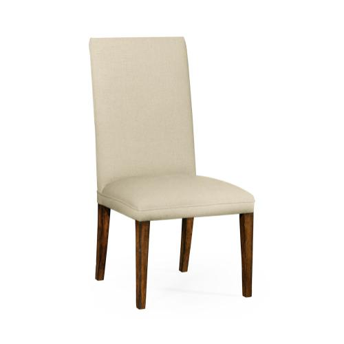 Fully upholstered dining chair (Side)