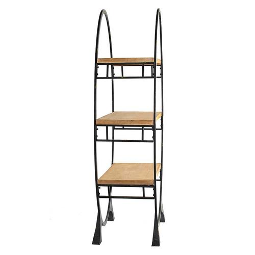 Wilton Oval Bookshelf