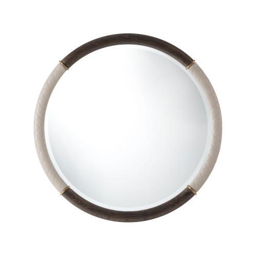 See Details - Devona Circular Wall Mirror