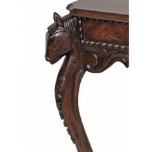 Horse Head Side Table