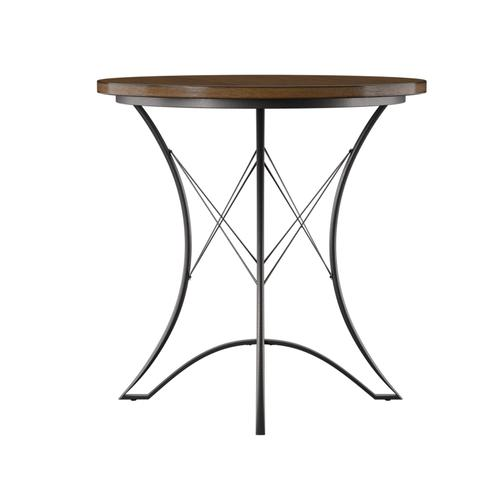 Gallery - Adele 5 Piece Counter Set (Counter Table & 4 Counter Stools)