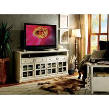 Sullivan - 68-inch TV Console - Country White Finish