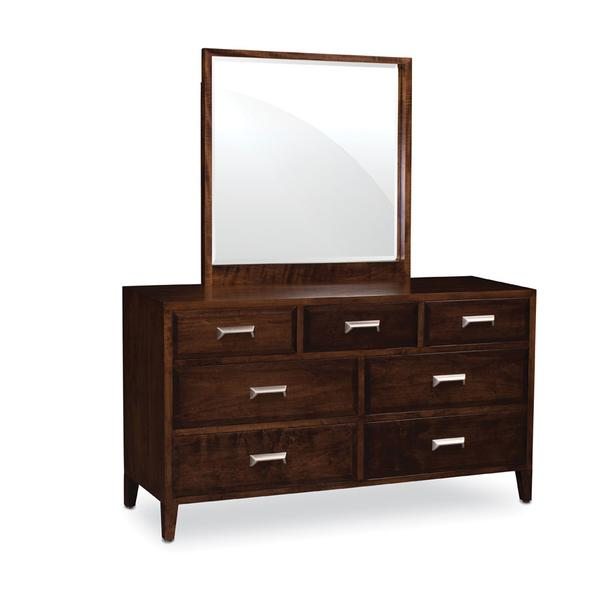 "Beaumont Dresser Mirror, Beaumont Dresser Mirror, 35 1/4""w"