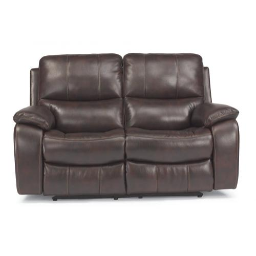 Estes Fabric Reclining Loveseat