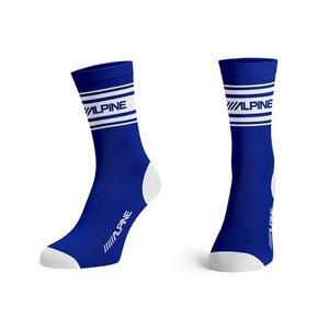 Alpine 5-Stripes Unisex Athletic Wear Sock